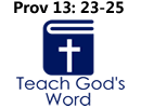 Teach God's Word